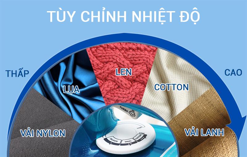 1627 BNLTEFALFV39255 - Bàn ủi hơi nước Tefal FV3925 chính hãng