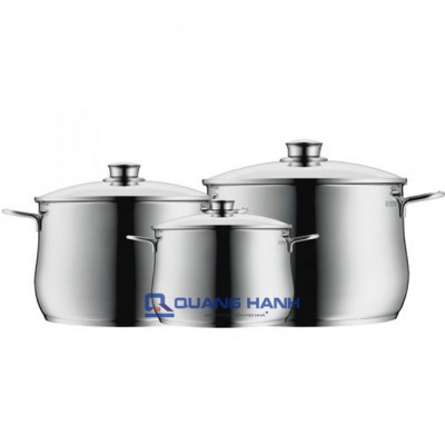 Bộ nồi WMF DIADEM PLUS 3PC - Made in Germany