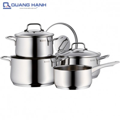 Bộ nồi WMF COLLIER 4PC COOKWARE SET 4 chiếc