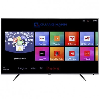 Smart Tivi TCL L43P6 43 inch Ultra HD