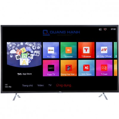 Smart Tivi TCL L50P62 50 inch Ultra HD