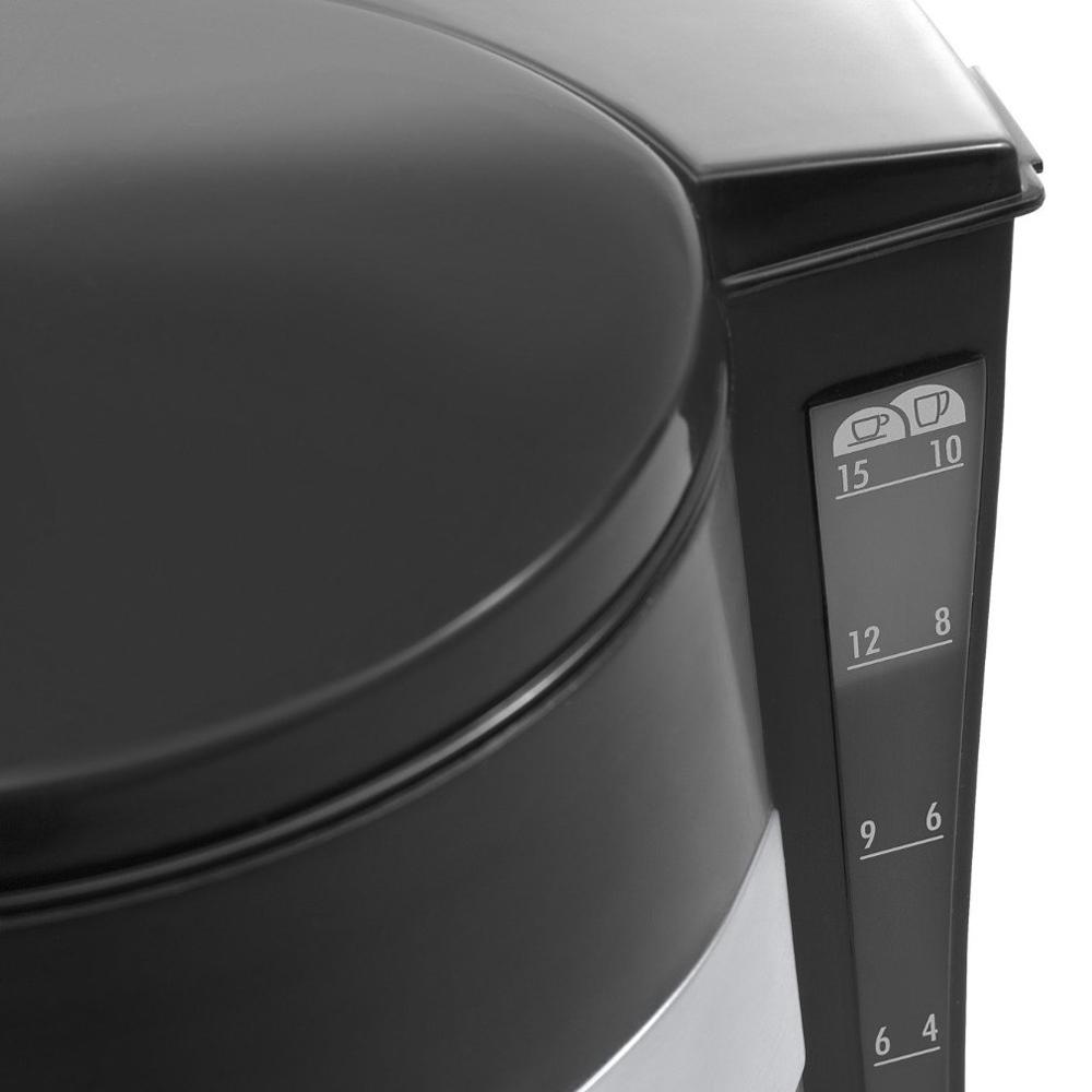 vạch chia mực nước của máy pha cà phê delonghi icm152101