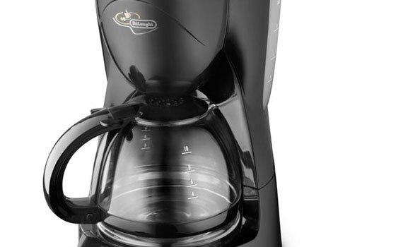 máy pha cà phê delonghi icm21b có bình chứa dung tích lớn